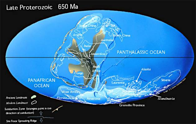 Beyond Earthly Skies: Snowball Earth: A Frozen Planet