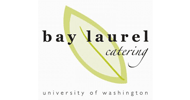bay laurel catering logo