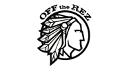 off the rez logo
