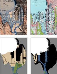 Waterlines: Maps & Images